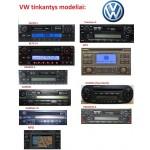 WEFA Bluetooth, USB, Aux skaitmeninis muzikos priedėlis