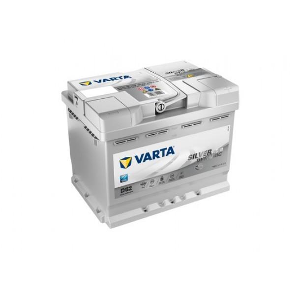 VARTA 60Ah 680A