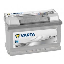 VARTA 74Ah 750A